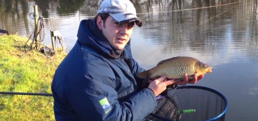 Winter-Fishing-For-Carp-On-The-Maggot-Feeder-Part-One