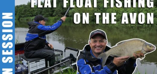 Flat-Float-Fishing-on-the-Avon