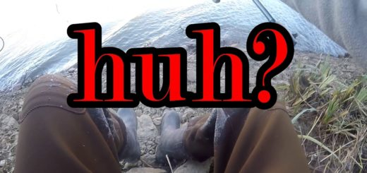 BRUTAL-20-degree-Fishing-conditions-Finding-Lures-Dead-Fish-amp-Frustration-Winter-Fishing