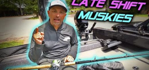 NIGHT-FISHING-MUSKIES-with-HOW-To-TIPS-Day-2