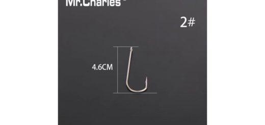 Mr.Charles-50Pcs-Sharp-Fishing-Hooks-Silver-Color-Fly-Hook-Fishing-holes-Hooks-Fishing-Tackle