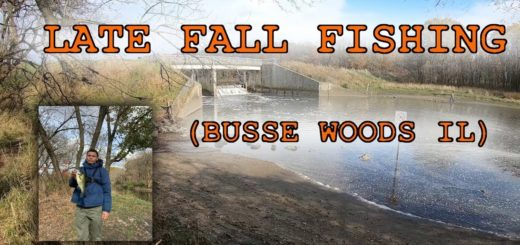Late-Fall-Fishing-Before-the-WINTER-ICE-OVER-Busse-Woods-IL