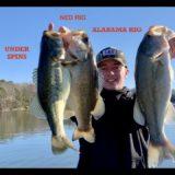 Early-Winter-Fishing-At-It39s-Finest-Catching-So-Many-Good-Chickamauga-Lake-Largemouth