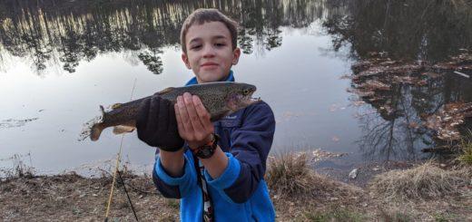 Trout-Pond-Fishing-Winter-Fishing-in-North-Carolina