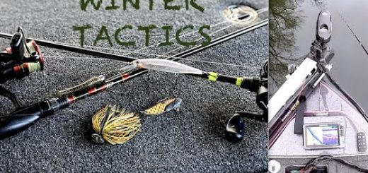 WINTER-FISHING-Center-Hill-Lake-Cold-Front-Conditions-bassfishing-winterfishing-howto