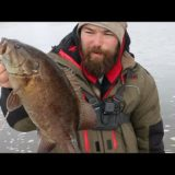 Warm-Water-Discharge-For-Big-Fish-WINTER-FISHING