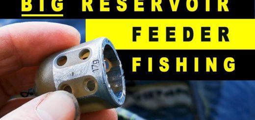 BIG-Reservoir-ROCK-HARD-FEEDER-FISHING-Winter-Fishing-Tactics-Session-MATCH-FISHING